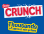 NESTLE CRUNCH and The Peanuts Movie