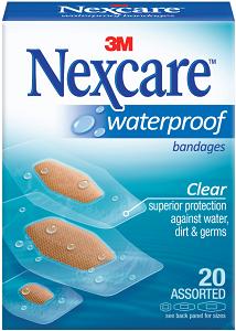 Nexcare Waterproof Bandage