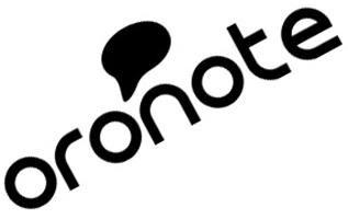 Oronote-Sticker