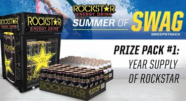 Rockstar Summer of Swag