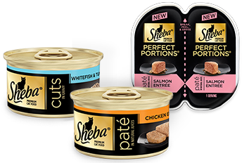 Possible Free Sheba Wet Cat Food Sample Pack Hunt4freebies