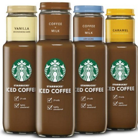 Starbucks Iced Coffee Singles1
