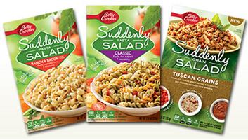 Suddenly Pasta Salad