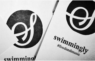 Swimmingly-Stickers