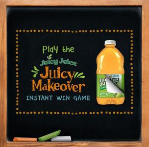 Juicy Juice Juicy Prizes Instant Win Game