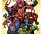 Marvels Avengers Saving the Day Comic Book