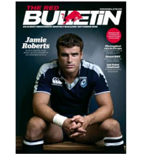 The Red Bull Bulletin Magazine