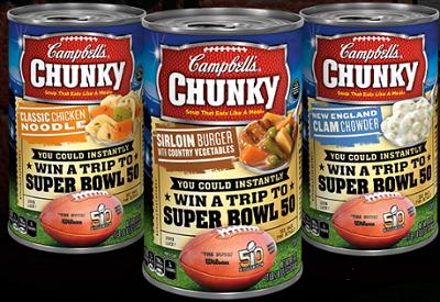 Chunky Super Bowl