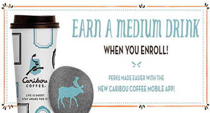 Caribou Birthday Drink