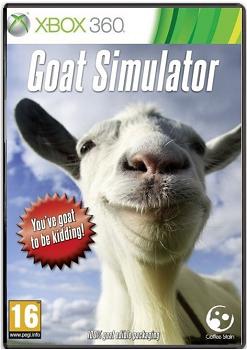 Goat Simulator Xbox 360 Game