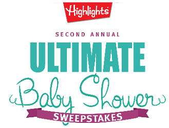 Highlights Ultimate Baby Shower Giveaway