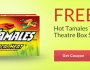 Hot Tamales Tropical Heat Theatre Box