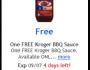 Kroger BBQ Sauce