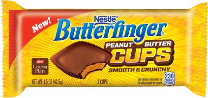 Nestle BUTTERFINGER Cups