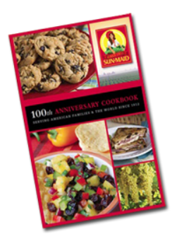 Sun-Maid 100th Anniversary Cook Book