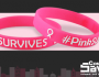 2015 Pink Survives Wristband
