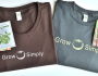 Organic Seeds and T-shirt