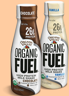 Organic Valley MILK PROTEIN SHAKE2