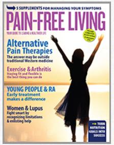 Pain-Free Living Magazine