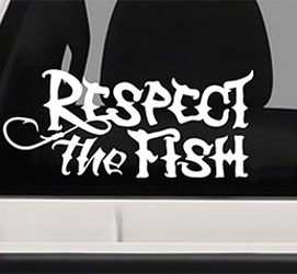 Respect-The-Fish-Decal