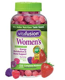 Vitafusion Womens Gummy