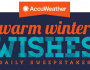 AccuWeather Warm Winter Wishes Sweepstakes