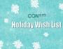 Conair Holiday Wish List1