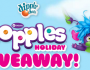 Dippin Dots Popples Holiday Giveaway
