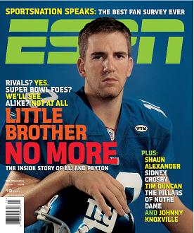 ESPN The Magazine 1