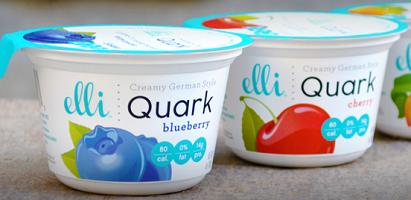 Elli Quark Yogurt