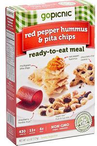 Gopicnic Red Pepper Hummus