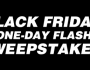 LexMod Black Friday Sweepstakes