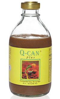Q-CAN Plus Fermented Soy Nutritional Beverage