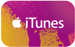 iTunes Gift Card2