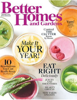 Better Homes and Gardens 2016