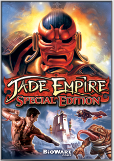 Jade Empire Special Edition PC Game