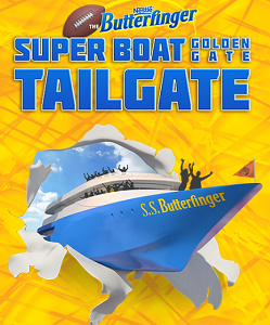 Nestle Super Boat Golden Gate Tailgate Sweepstakes