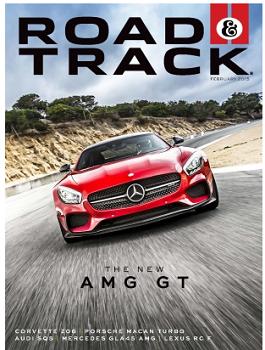 Road Track Magazine2