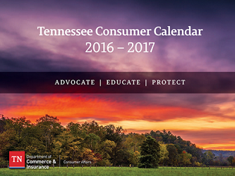 Tennessee Consumer Calendar