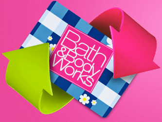 Bath Body Works Gift Card Instant Win Game