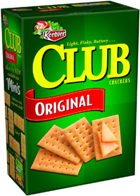 Club-Crackers