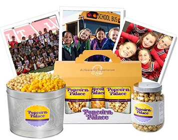 Popcorn Palace Fundraiser Kit