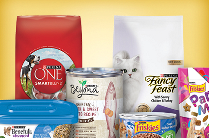 Purina Dog and Cat Prizes Instant Win Game