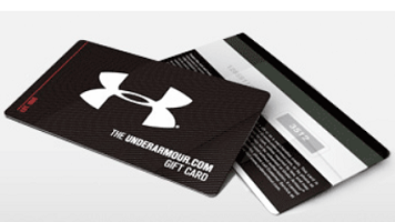 Under Armour Gift Card Sweepstakes