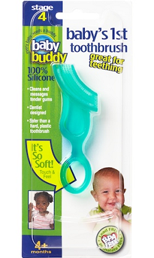Babys 1st Toothbrush