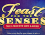 Black and Mild Feast for the Senses Sweepstakes