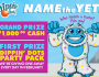 Dippin Dots Name the Yeti Sweepstakes