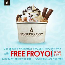FREE-6oz-Fro-Yo-at-Yogurtology