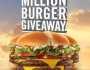 FREE Double Jack or Jumbo Jack Burger at Jack in the Box