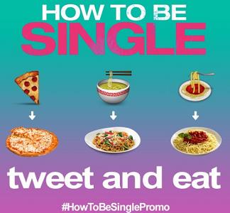 How to be single freebie